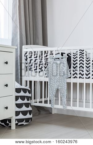 Light Baby Boy Room