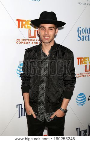 LOS ANGELES - DEC 4:  Dylan Murray at the TrevorLIVE Los Angeles 2016 at Beverly Hilton Hotel on December 4, 2016 in Beverly Hills, CA