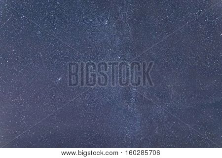 Milkyway Cosmos Background.constellations Cassiopeia, Cepheus, Lacerta, Pegasus, Andromeda, Draco