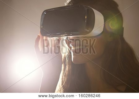Entering to Virtual Reality