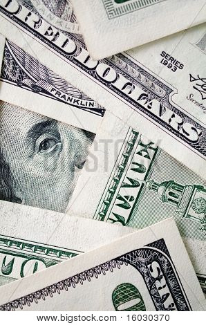 Conceptual  Money Photo