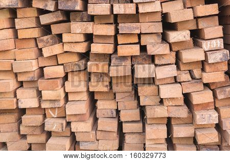 Firewood Stacked Up In A Pile For Kindle