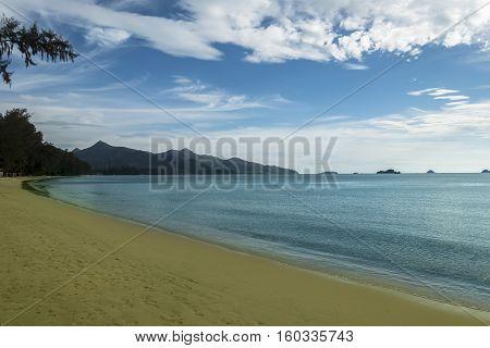 Koh Chang Island, Klong Prao Beach in Trat Province
