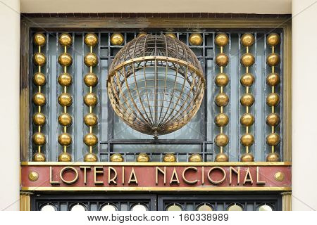 Lottery Building - Mexico City