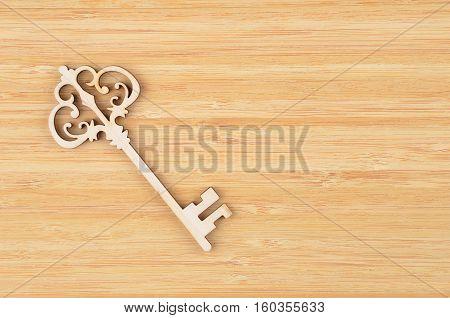 Decorative Vintage Key