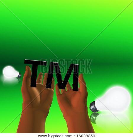 Trade Mark symbol and ideas
