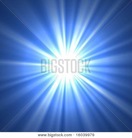 Luz brillante