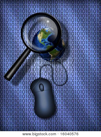 World Wide Web search