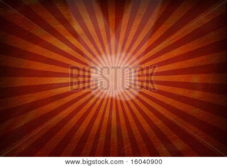 Grunge Background with spotlights