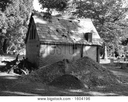 Cemeteryhut