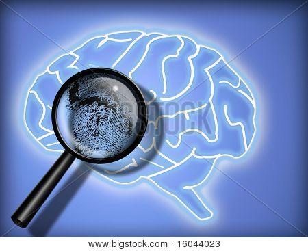 Cérebro - personalidade - identidade
