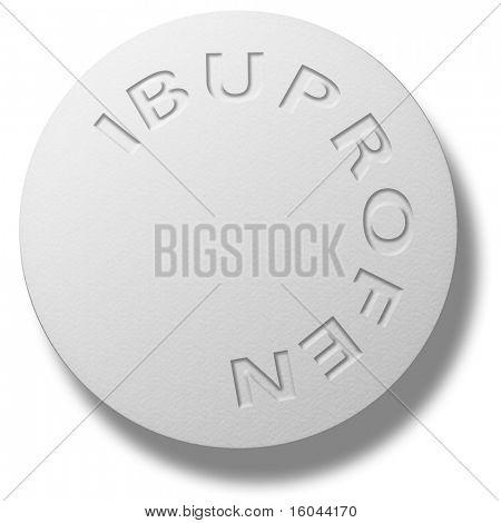 Ibuprofen Tablet