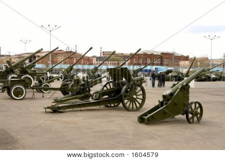 Museum Of The Artillery Weapon