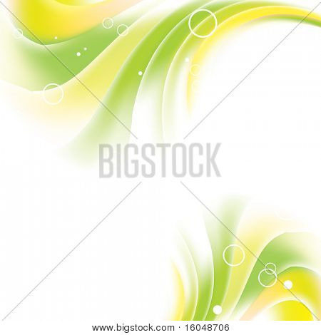Color gradient mesh background with place for text for business artwork