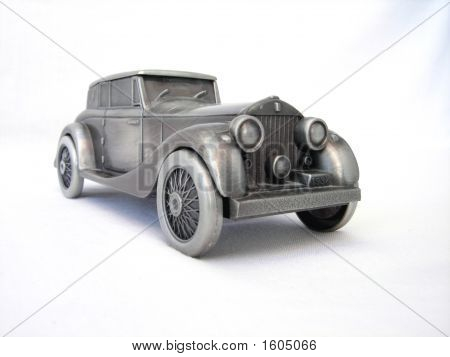 A Old Car