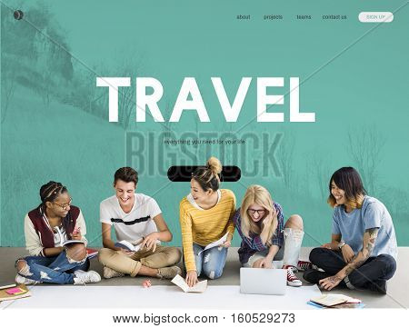 Adventure Destination Holiday Journey Tour Vacation Explore Trip