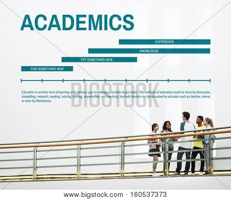 Learning Knowledge Education Study Concept