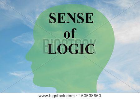 Sense Of Logic Concept