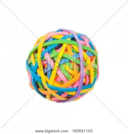 Office rubber bands