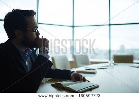 Brainstorming during work