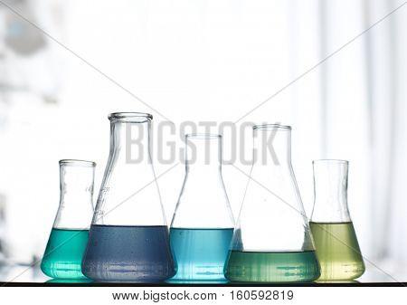 Liquids for experiment