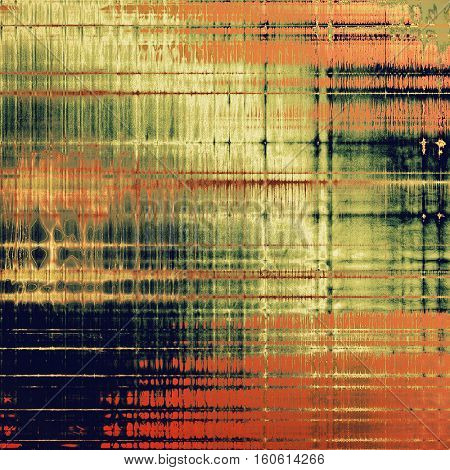 Colorful grunge background, tinted vintage style texture. With different color patterns: yellow (beige); brown; green; gray; red (orange); purple (violet)