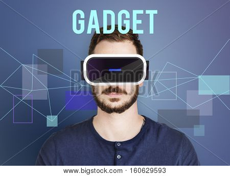 Technology Innovation Simulation Gadget Concept