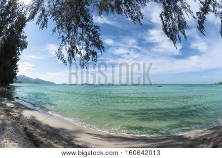 Koh Chang Island, Klong Prao Beach in Trat Province Thailand