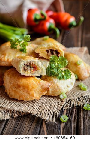 Traditional Beef Empanadas