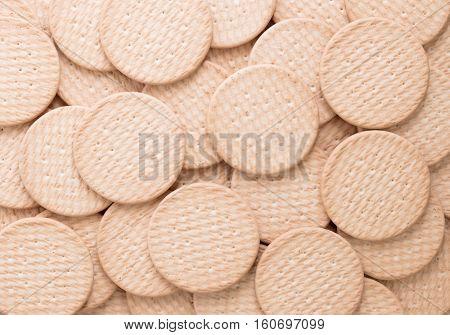 Tasty Biscuits Background
