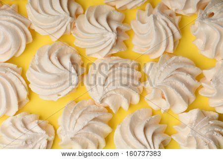 White Sweet Marshmallows