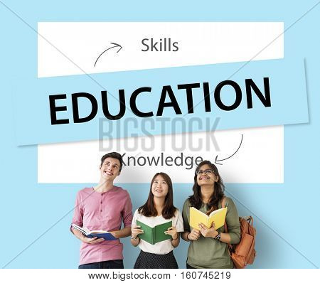Education Knowledge Skills Learning Concept
