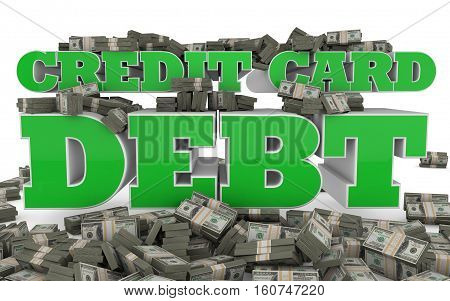 Credit Card Debt - The first step to bankruptcy