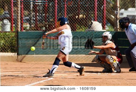 Fastpitch Softball Contact