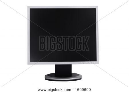 Monitor de la computadora moderna