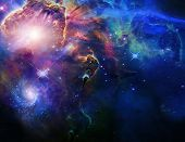picture of outer  - Space - JPG