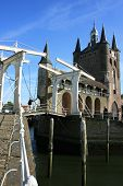 Historic Dutch Bridge poster