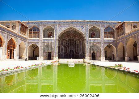 Nasir al-Mulk Mosque, Nasir al-Molk Mosque, Shiraz, Iran