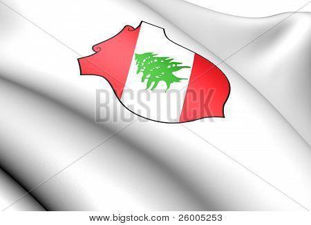 Lebanon Coat Of Arms
