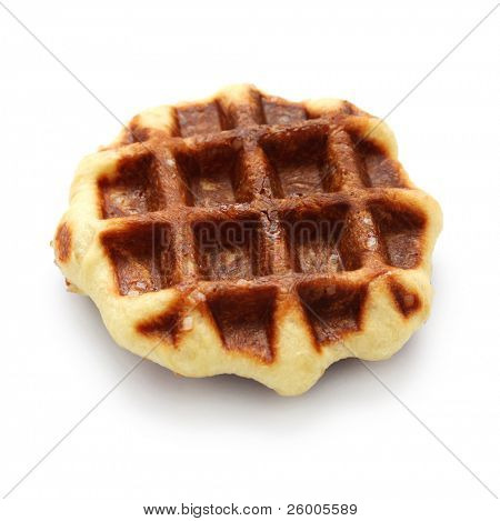 Belgium Waffles in the Liege style