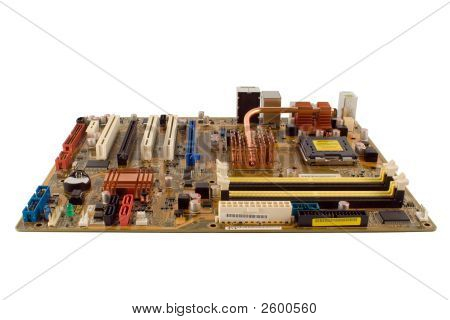 Isolated Motherboard