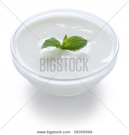 Yogurt , Yoghurt