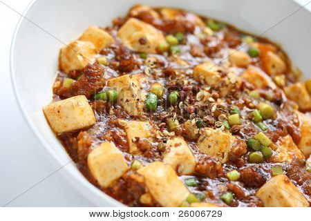 Mapo tofu , Mapo doufu , Chinese cuisine