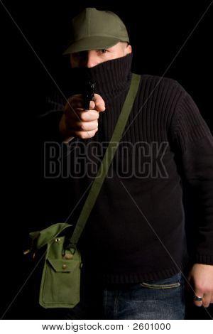 Disguised Gunman