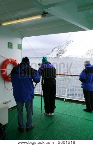 Photographers On Cruise Ship