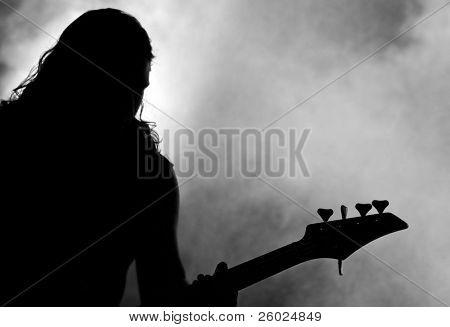 Gitarrist Kontur