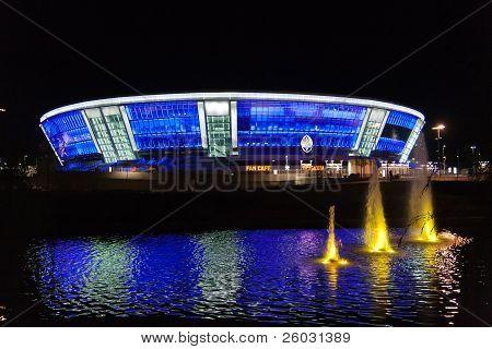 Stadium Donbass-arena