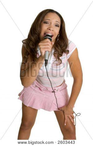 Cantante afroamericano