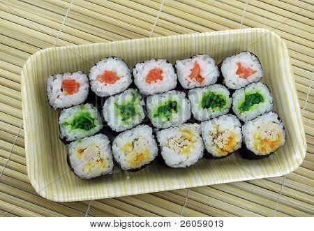 sushi takeaway