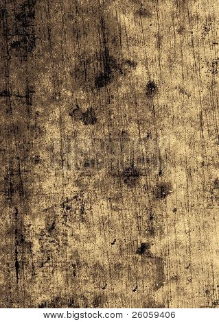 old  scratched wood grunge